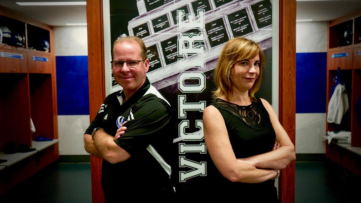 Danny Maciocia | Coach sportif et Linda Sabourin | Coach professionnel